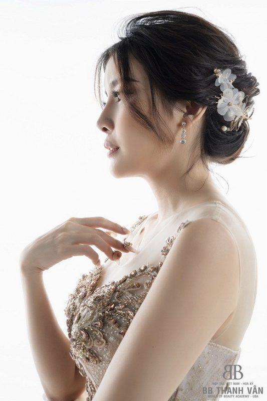 Cao Thái Hà, BB Thanh Vân Academy, Khóa học trang điểm